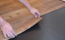 magnetic underlayment
