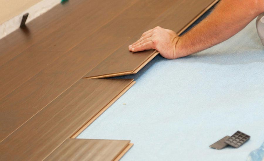 installing multilayer flooring