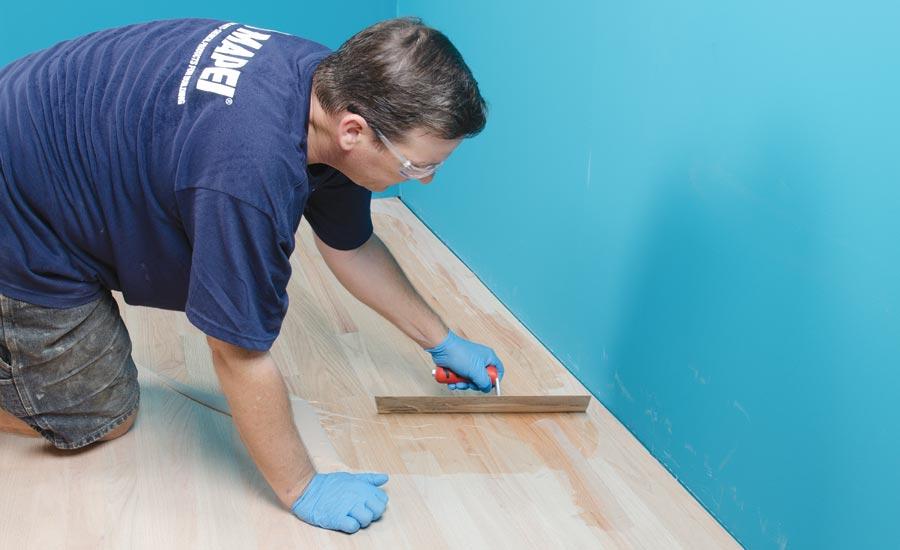 Pallmann Hardwood Floor Cleaner 32oz Care Maintenance