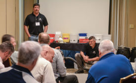 moisture mitigation training
