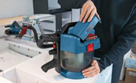 Bosch GAS18V-3N Wet/Dry Vacuum Cleaner