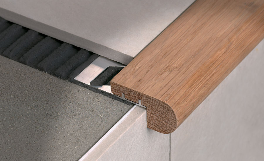 Installing Hard-Surface Stair Treads: Basic Tips and Techniques