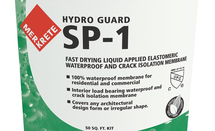 Hydro Guard SP-1 waterproof membrane