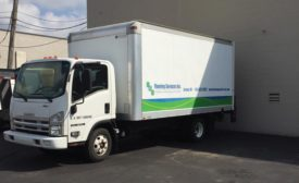 Flooring Services vehicle fleet