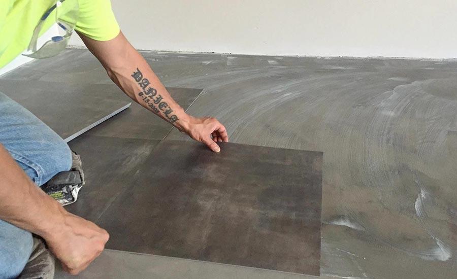 Installation Tips For Luxury Vinyl Tile Plank 2019 03 21 Floor Covering Installer