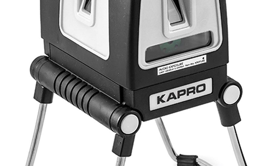 Kapro Tools Offers Green Laser Level