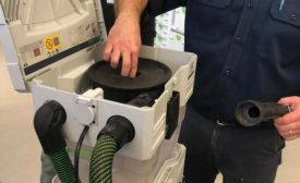 Festool training session