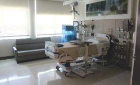 hospital flooring