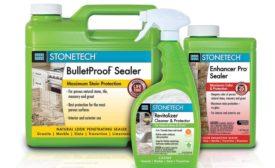 Laticrete's Stonetech product line