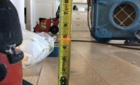 measuring floor flatness