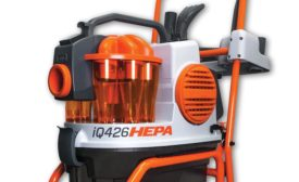 iQ Power Tools' iQ426 HEPA dust extraction vacuum