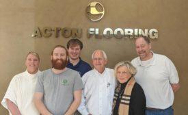 Acton Flooring team