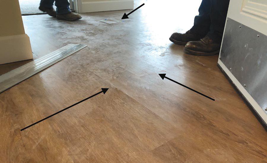 Resilient Floor, Resilient Laminate Flooring