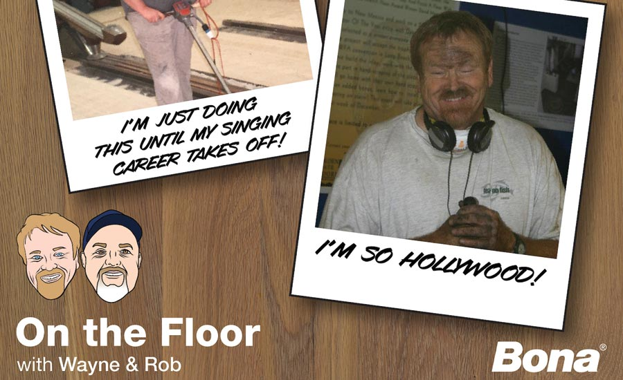 Bona's On the Floor podcast