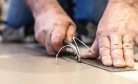 installing resilient flooring