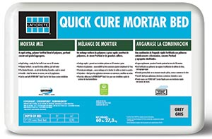 Hydro Ban Quick Cure Mortar Bed