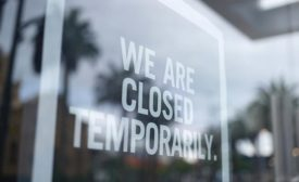 businesses closed