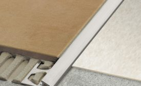 Schluter Systems flooring profiles