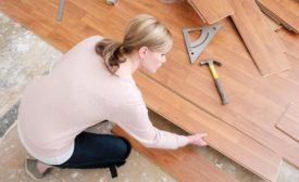 DIY flooring installations