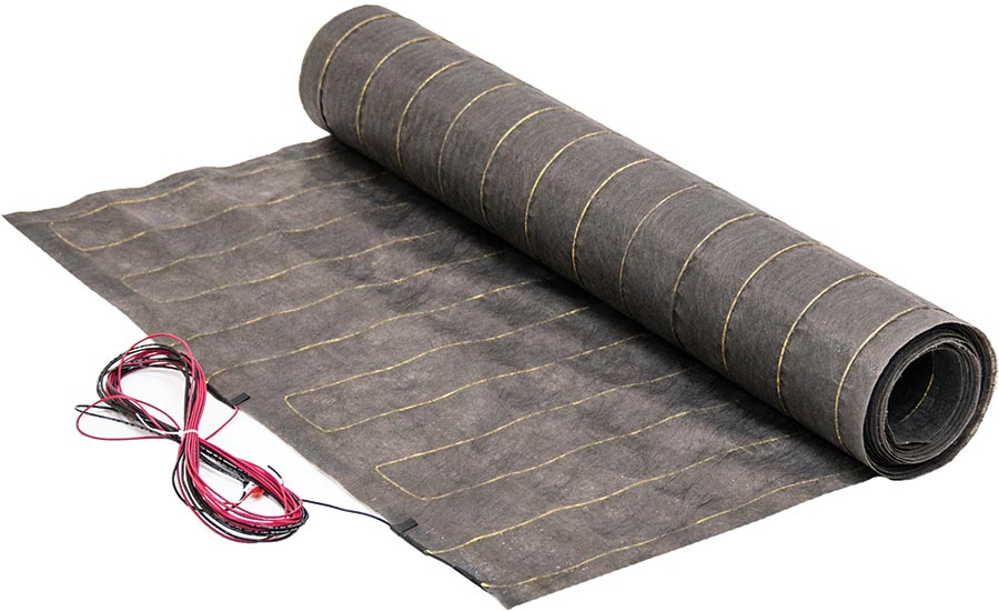 ThermoSoft Releases WarmStep Radiant Heat Mats