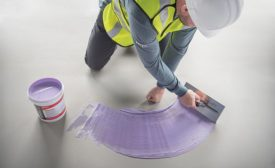 liquid-applied waterproofing membrane