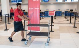 Owen Roberts International Airport on Grand Cayman