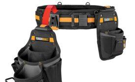 ToughBuilt's 3-Piece Handyman tool belt set