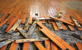 avoiding problems with hardwood flooring