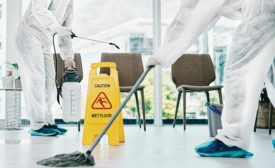 cleaning vs. disinfecting