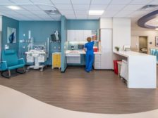 flooring for hospital environments