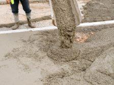 concrete mixing