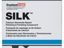 CustomTech's Silk patching and finishing compound