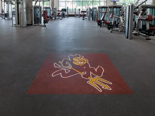 ASU student fitness center