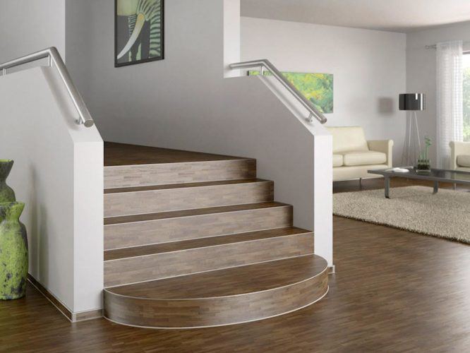 profiles and stair treads