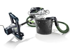 Festool's MX-A dust-extraction attachment