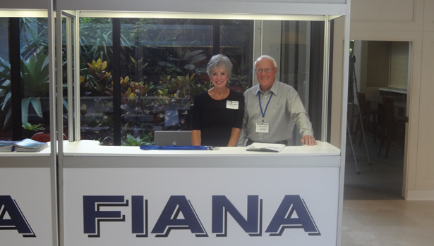 FIANA Convention