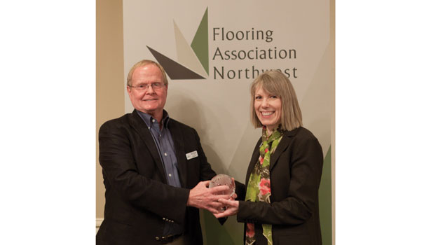 Flooring Association Northwestâ??s (FAN) Lee Singer