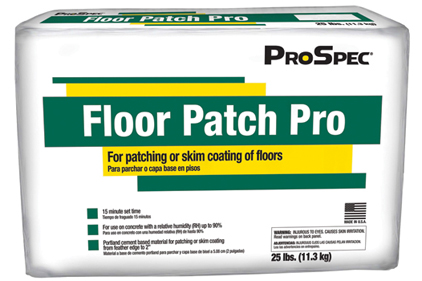 ProSpec re-engineers its Floor Patch Pro