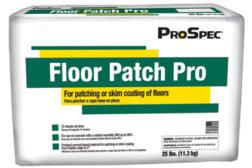 ProSpec re-engineers its Floor Patch Pro