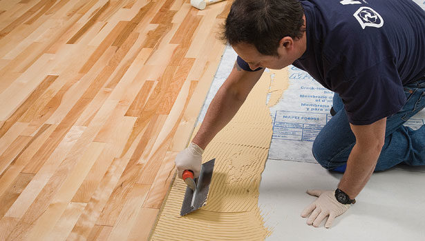 Engineered Hardwood Flooring Installation Tips And Common Mistakes 2017 03 05 Floor Covering