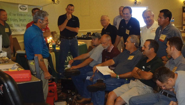 CFI 2012 Convention: Serving as a Home for Installers Both New and Experienced