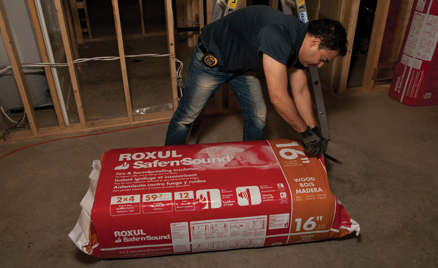 Roxul Safe'n'Sound