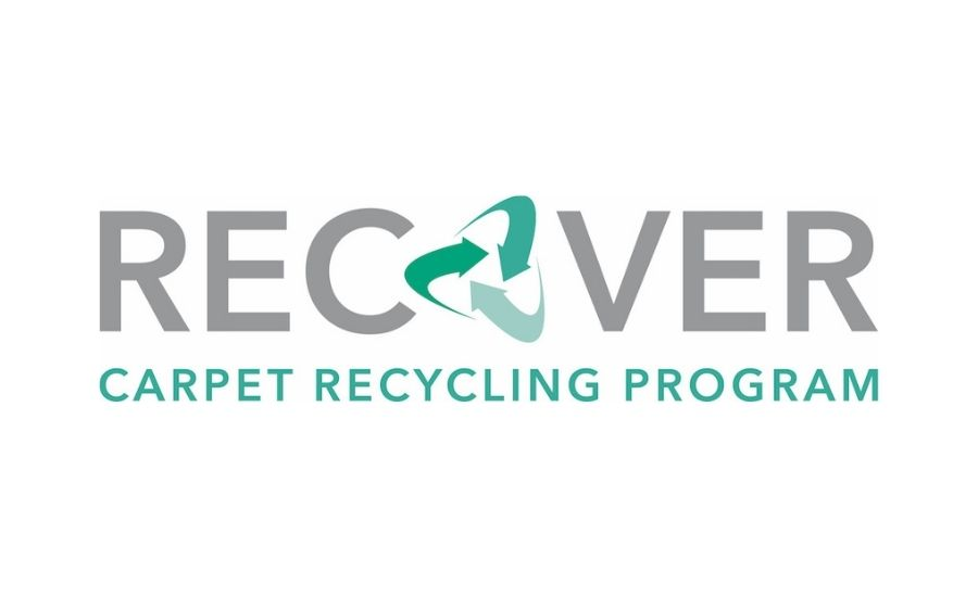Mohawk Recover Carpet Recycling Program Logo 900x550