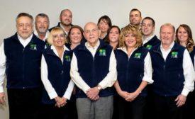 NRF Distributors team