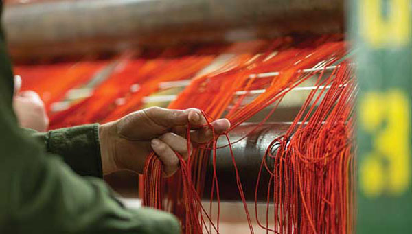 carpet-weaving