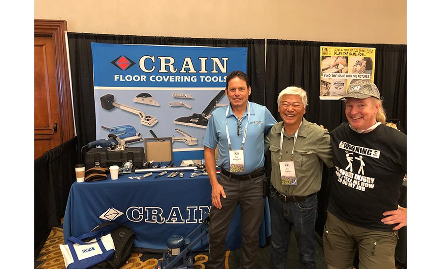 Crain Floor Covering Tools