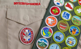 Boy Scouts' Eagle Scout rank