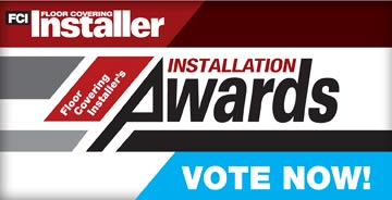 FCI Installation Awards 2019 voting