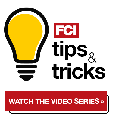FCI Tips & Tricks video series